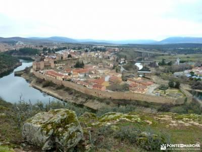 Casa del Bosque,Fortines Buitrago de Lozoya; federacion madrileña de montaña grupos senderismo mad